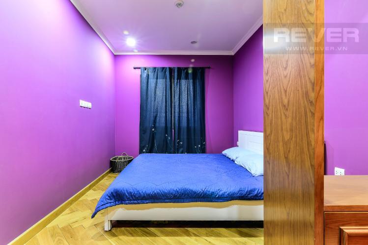 Phòng Ngủ 2 Căn hộ Icon 56 tầng thấp, 2 phòng ngủ, full nội thất