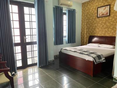 Cho thuê nhà phố mặt tiền Trần Thiện Chánh, Quận 10, đầy đủ nội thất, thích hợp kinh doanh khách sạn