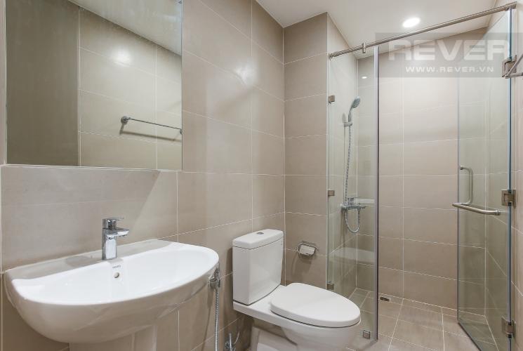 Phòng Tắm Căn hộ The Gold View 2 phòng ngủ tầng trung A1 hướng Đông Bắc