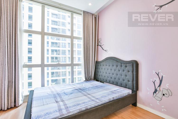 Phòng Ngủ 2 Căn hộ The Estella Residence 2 phòng ngủ tầng thấp 4A nội thất đầy đủ