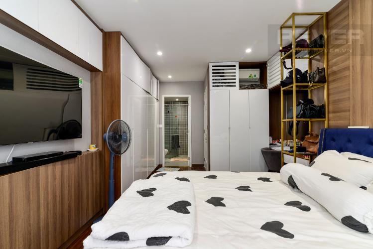 Phòng Ngủ 2 Bán căn hộ The Gold View 3PN, tầng thấp, diện tích 117m2, đầy đủ nội thất