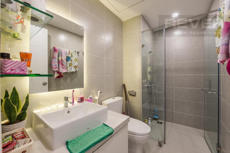 Phòng tắm 2 Bán căn hộ The Gold View Quận 4, tầng thấp, 2PN, đầy đủ nội thất