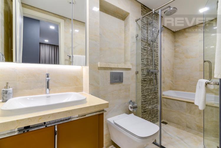 Phòng Tắm 2 Căn hộ Vinhomes Golden River tầng cao, 2PN, đầy đủ nội thất, view sông thoáng đãng