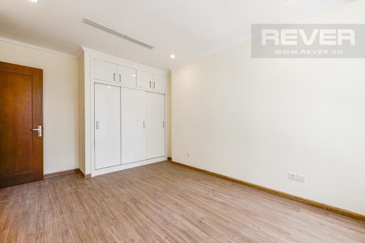 Phòng Ngủ 3 Căn hộ Vinhomes Central Park 3 phòng ngủ tầng thấp L5 hướng Tây Bắc