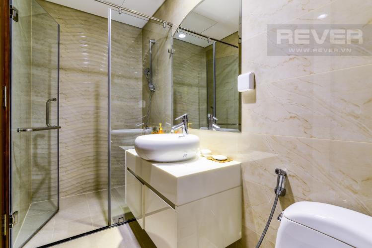 Phòng Tắm 2 Căn hộ Vinhomes Central Park 3 phòng ngủ tầng cao L1 hướng Bắc