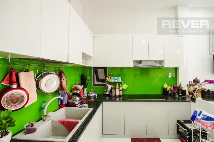 Phòng Bếp Cho thuê nhà phố 3 tầng đường Thạnh Mỹ Lợi, Q2, đầy đủ nội thất, sổ đỏ chính chủ