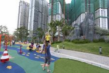 5 lý do khiến giới đầu tư đổ xô mua căn hộ Vinhomes Central Park