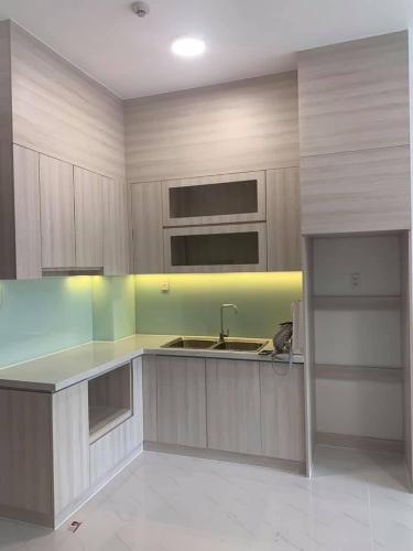 bếp căn hộ Safira Khang Điền Bán căn hộ 90m2 Safira Khang Điền - cửa hướng Đông Nam