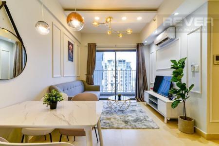 Bán căn hộ Masteri Thảo Điền 2PN, tầng cao, tháp T1, đầy đủ nội thất, view Xa lộ Hà Nội