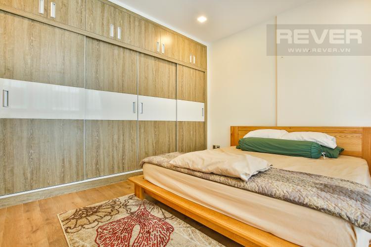 Phòng Ngủ 3 Căn góc Vinhomes Central Park 3 phòng ngủ tầng cao Park 5 view sông