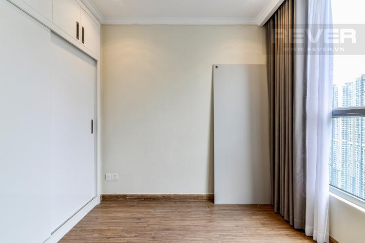 Phòng Ngủ 2 Căn hộ Vinhomes Central Park 2 phòng ngủ tầng cao C2 nhà trống