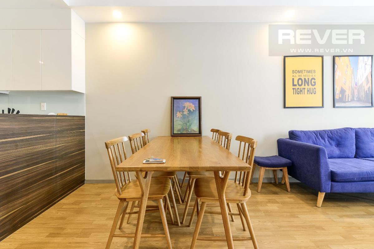 3 Bán hoặc cho thuê căn hộ The Gold View 2PN, tầng thấp, diện tích 82m2, đầy đủ nội thất
