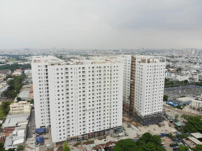 Chung cư Tara Residence, Quận 8 Căn hộ chung cư Tara Residence hướng Tây Nam, view nội khu thoáng mát.