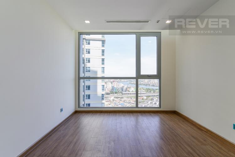 Phòng Ngủ 3 Căn hộ Vinhomes Central Park 4 phòng ngủ tầng cao P4 view sông