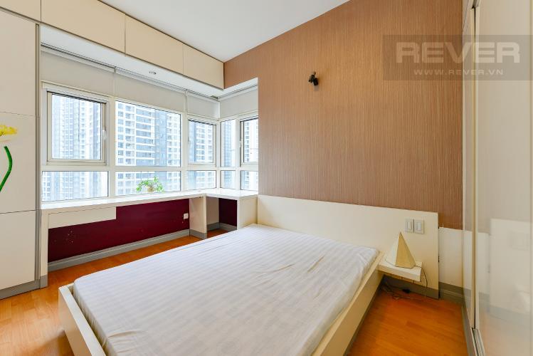 phòng ngủ 3 Căn góc Saigon Pearl 3 phòng ngủ tầng thấp tòa Topaz 1