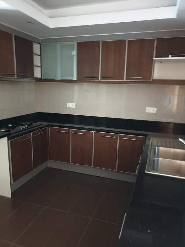 Phòng bếp Saigon Pearl, Bình Thạnh Căn hộ Saigon Pearl tầng trung. nội thất cơ bản, view thành phố.