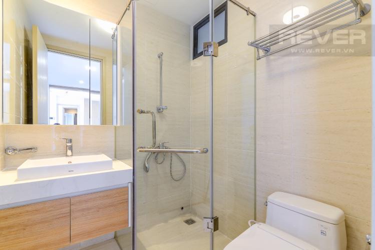Phòng Tắm 1 Cho thuê căn hộ New City Thủ Thiêm 3PN 2WC, nội thất cơ bản, view hướng nội khu