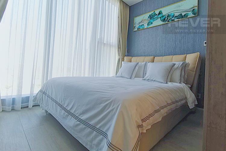 Phòng Ngủ 1 Bán hoặc cho thuê căn hộ Vinhomes Golden River 2PN, tháp The Luxury 6, view thành phố