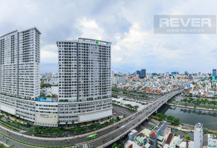 View Bán căn hộ Masteri Millennium tầng cao, 2PN, tiện ích đa dạng
