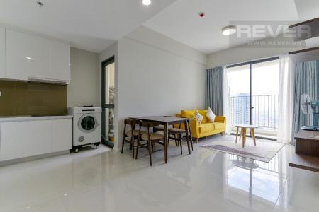 Cho thuê căn hộ Masteri An Phú 2PN, tháp A, đầy đủ nội thất, view Xa lộ Hà Nội