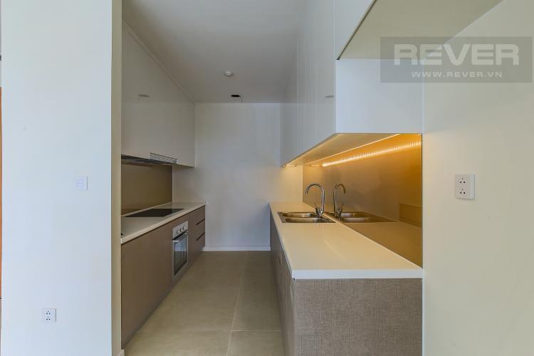 Phòng Bếp Bán căn hộ Masteri Millennium tầng cao, 2PN, liền kề trung tâm Quận 1