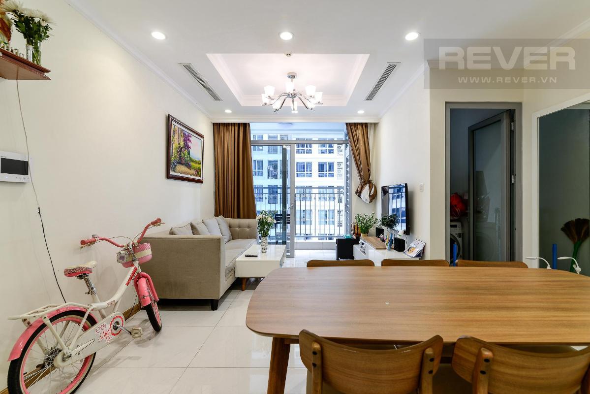 81c2c22b0b44ed1ab455 Bán căn hộ Vinhomes Central Park 2PN, tầng trung, tháp Landmark 5, đầy đủ nội thất, hướng Đông Bắc
