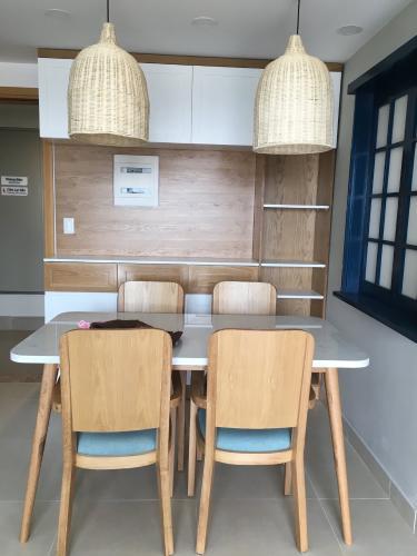 Phòng ăn căn hộ MASTERI THẢO ĐIỀN Cho thuê căn hộ Masteri Thảo Điền 2PN, diện tích 70m2, đầy đủ nội thất, view sông thoáng mát