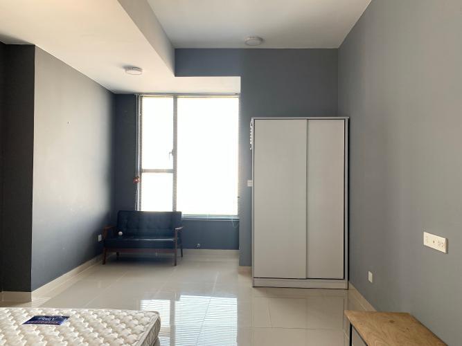 Phòng ngủ căn hộ RIVERGATE RESIDENCE Cho thuê căn hộ RiverGate Residence 1PN, tháp B, diện tích 30m2, đầy đủ nội thất