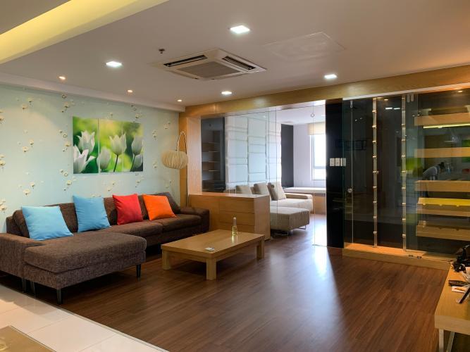 Bán căn hộ Tropic Garden tầng trung, diện tích 200m2