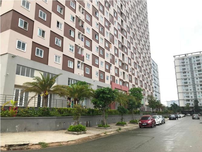 Đạt Gia Residence, Thủ Đức Căn hộ Đạt Gia Residence tầng trung, trang bị nội thất cơ bản.