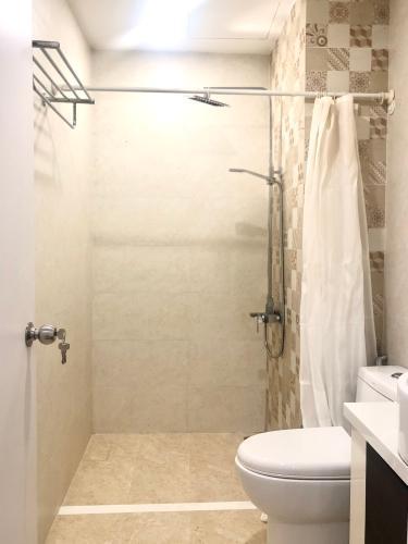 Phòng tắm căn hộ Sunrise Riverside Căn hộ Sunrise Riverside Nhà Bè, tầng cao - nội thất đầy đủ