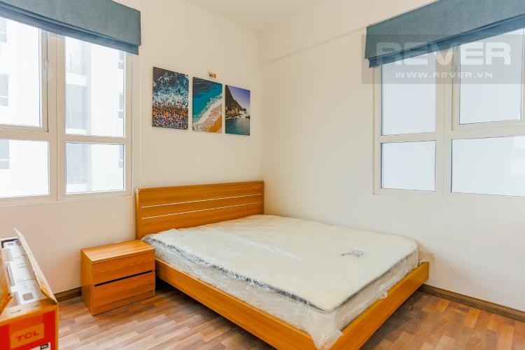 Phòng Ngủ 1 Căn hộ Florita 2 phòng ngủ tầng trung tháp A view sông, full nội thất