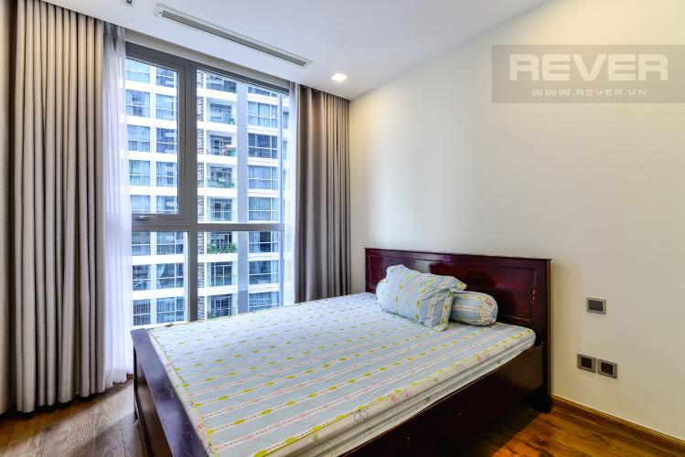 Phòng Ngủ 1 Căn hộ Vinhomes Central Park 3 phòng ngủ tầng cao Park 2