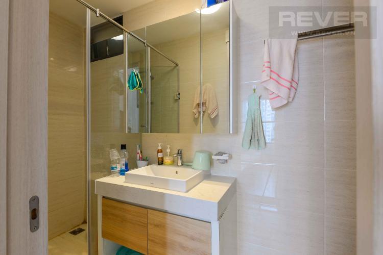 Toilet Bán căn hộ New City Thủ Thiêm 2PN, tháp Babylon, đầy đủ nội thất, view trực diện hồ bơi