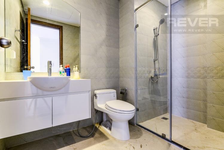 Phòng Tắm 1 Căn hộ Vinhomes Central Park 3 phòng ngủ tầng cao C3 hướng Nam