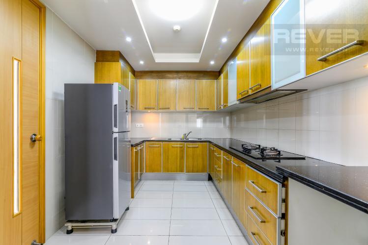 Nhà Bếp Cho thuê căn hộ Saigon Pearl 3PN đầy đủ nội thất