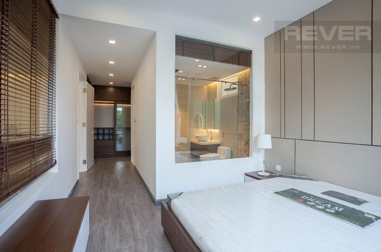Phòng Ngủ 2 Duplex 2 phòng ngủ Vista Verde tầng thấp T2 đầy đủ nội thất