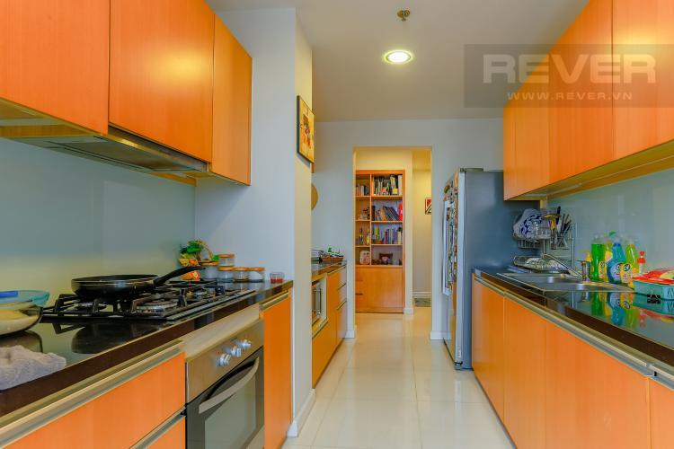Phòng Bếp Căn hộ Sunrise City tầng trung V2 thiết kế 2 phòng ngủ hiện đại