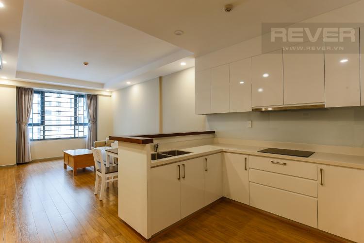 Phòng Bếp Căn hộ The Gold View tầng thấp tòa A2 diện tích 70m2 full nội thất