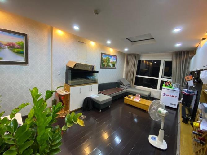 Căn hộ Phú Gia Hưng Apartment ban công hướng Tây, tầng trung.