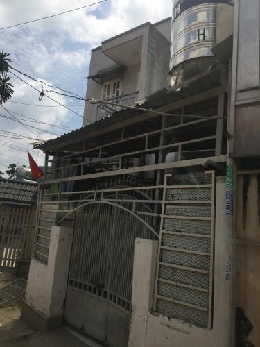 Bán nhà đường hẻm ô tô Huỳnh Tấn Phát, ban công hướng Tây, diện tích 69.95m2.
