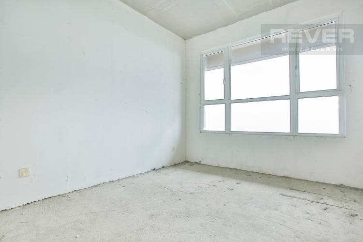 Phòng Ngủ 1 Duplex Vista Verde 2 phòng ngủ tầng thấp tòa T1 giao thô