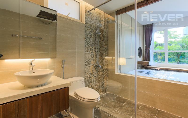 Phòng Tắm 1 Lofthouse Vista Verde 3 phòng ngủ tầng thấp T1 nội thất đầy đủ