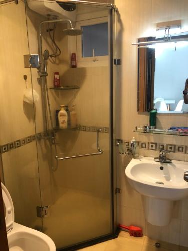 Nhà vệ sinh CH 3PN Saigonres Plaza Bán căn hộ 3 phòng ngủ  SaigonRes Plaza 92 m2, tầng cao, ban công hướng Đông Bắc