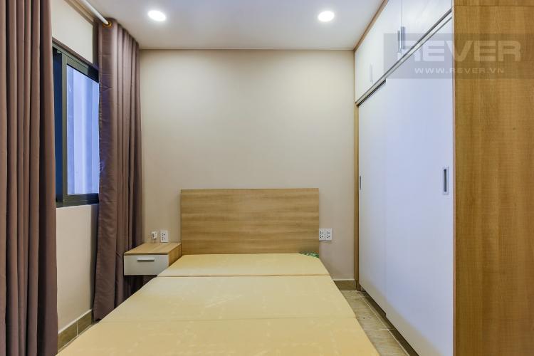 Phòng Ngủ 2 Căn hộ The Gold View 2 phòng ngủ tầng trung A1 view sông