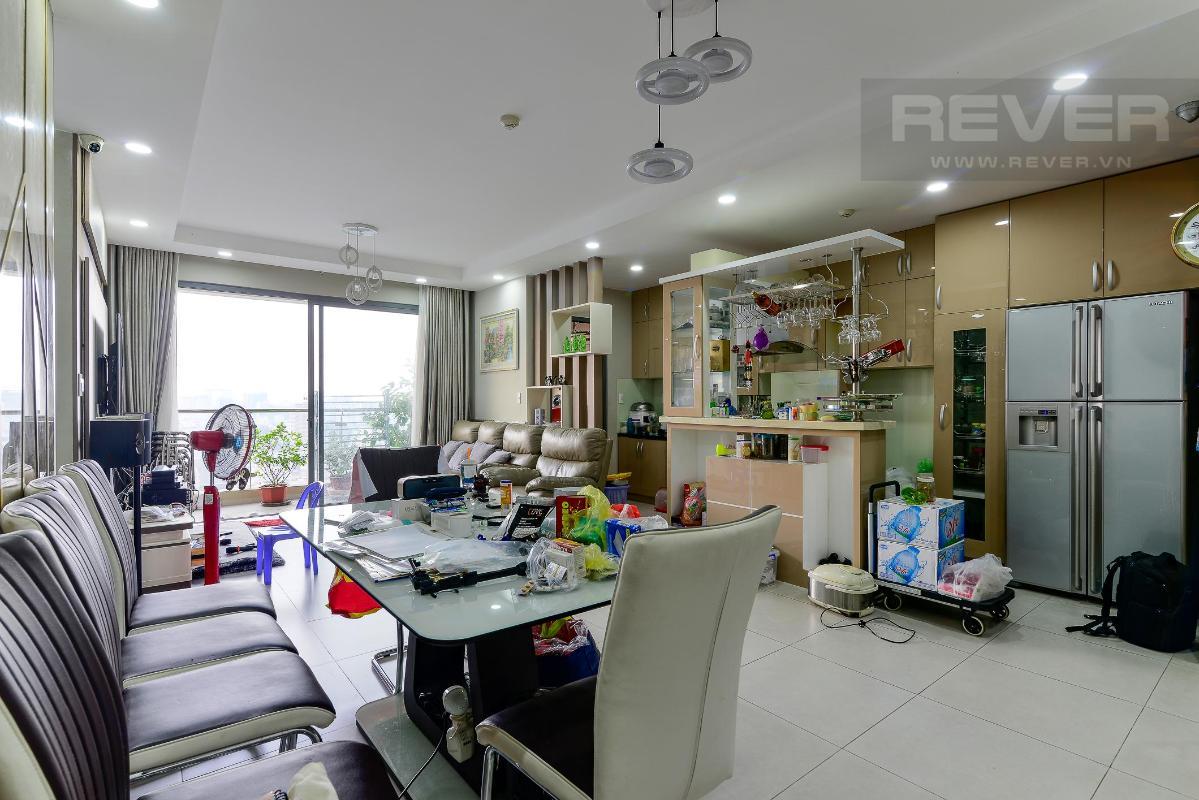 55b23a43808566db3f94 Cho thuê căn hộ The Gold View tầng cao, 3PN 2WC, đầy đủ nội thất