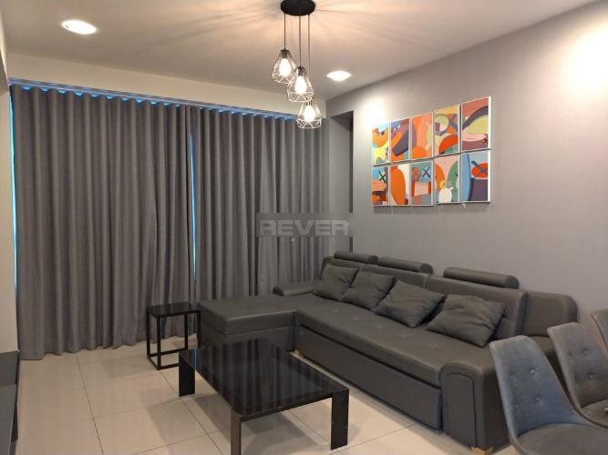 Phòng khách Sunshine City Sài Gòn, Quận 7 Căn hộ Sunshine City Sài Gòn 2 phòng ngủ, đầy đủ nội thất.