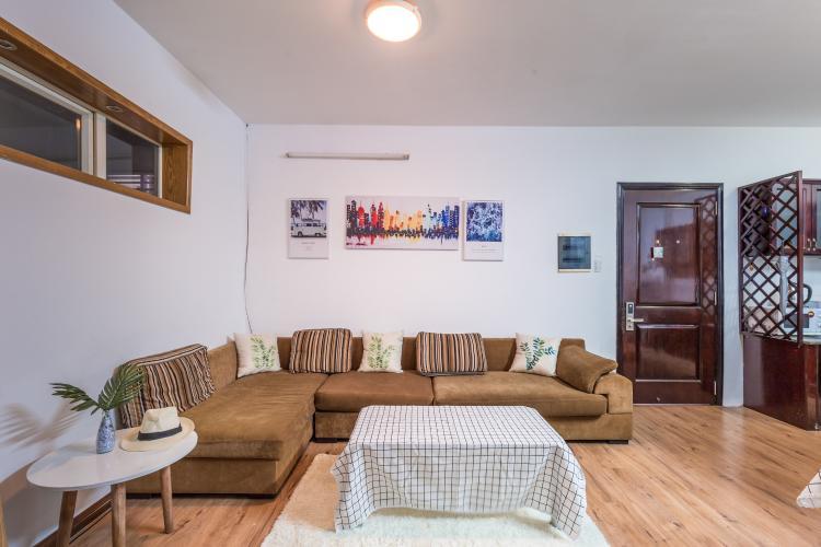 Cho thuê căn hộ Copac Square 2PN, diện tích 78m2, đầy đủ nội thất, view sông và Bitexco