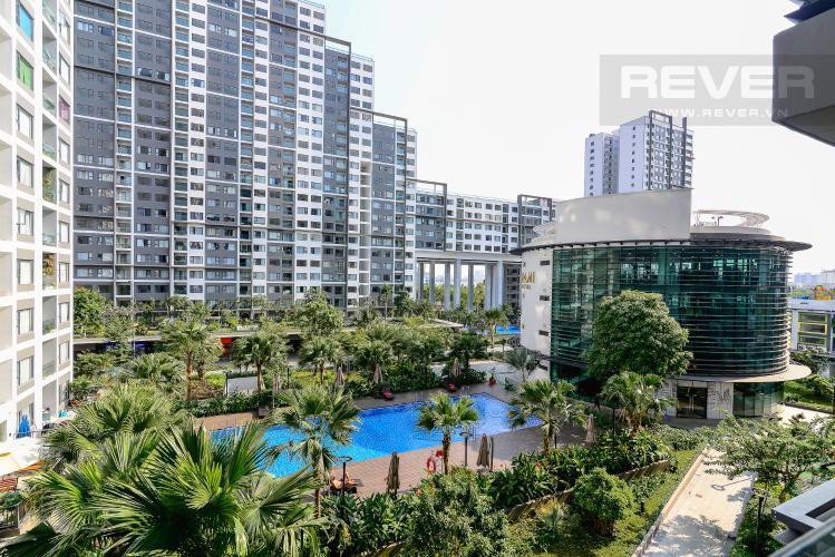 View Bán căn hộ New City Thủ Thiêm 2PN 2WC, đầy đủ nội thất, view hồ bơi nội khu