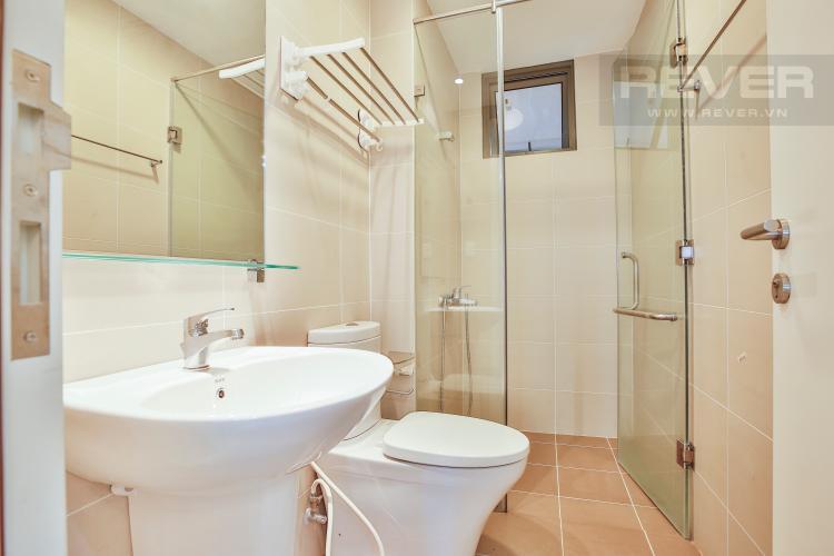 Toilet 2 Căn góc Masteri Thảo Điền 2 phòng ngủ tầng trung tòa T2